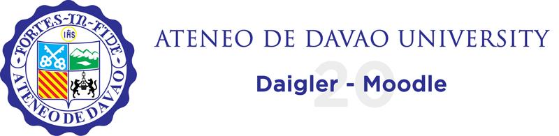 Daigler Moodle server